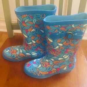 New L.L. Bean Wellies Rain Boots